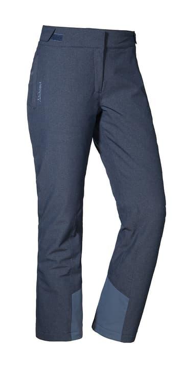 Ski Pants Pinzgau1 Pantalone da sci da donna Schöffel 462519504622 Colore blu scuro Taglie 46 N. figura 1