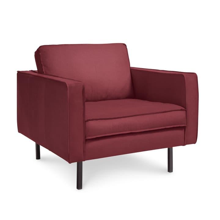 TEXADA Sessel 360019926406 Grösse B: 81.0 cm x T: 94.0 cm x H: 78.0 cm Farbe Rot Bild Nr. 1