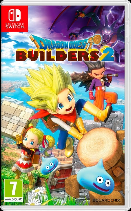 NSW - Dragon Quest Builders 2 Box Nintendo 785300144549 Langue Français Plate-forme Nintendo Switch Photo no. 1