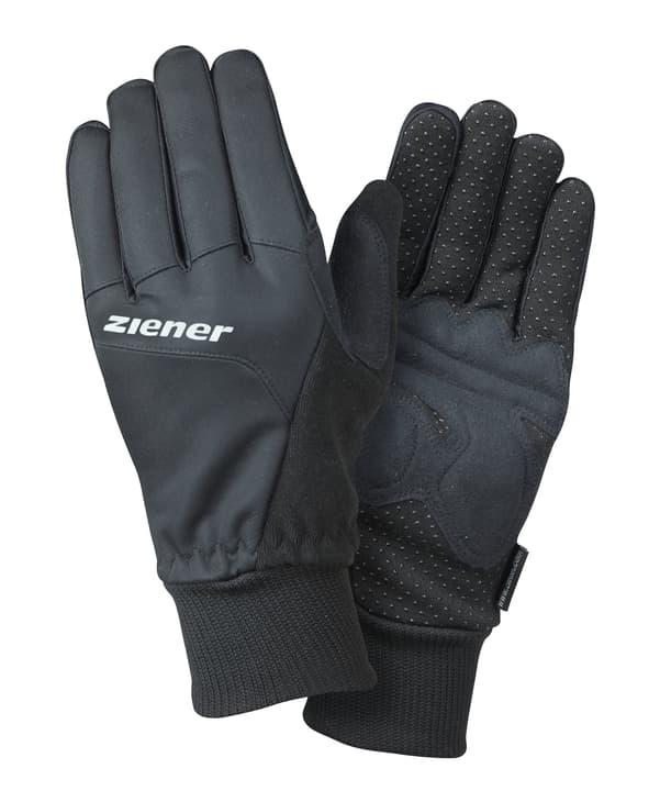Basic Unisex-Handschuhe Ziener 494080907520 Farbe schwarz Grösse 7.5 Bild Nr. 1