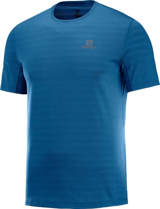 XA Tee M Herren-T-Shirt Salomon 470175000643 Farbe marine Grösse XL Bild-Nr. 1
