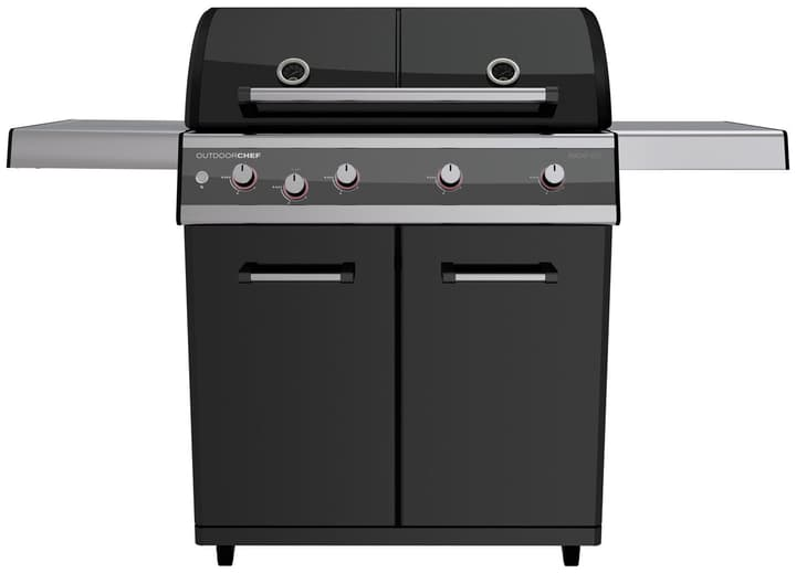 DUALCHEF 425 G Grill a gas Outdoorchef 753559500000 Versione con montaggio professionale N. figura 1