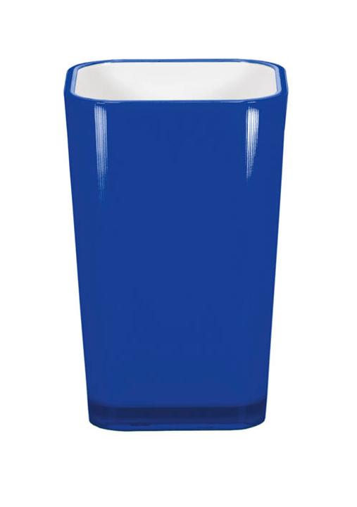 Zahnputzbecher Easy Kleine Wolke 675458500000 Farbe Blau Grösse 9.2 x 9.2 x 13 cm Bild Nr. 1