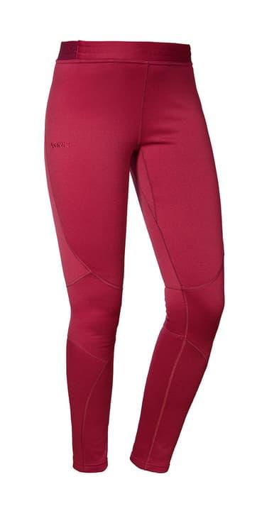 Pants Tight W L Pantalon pour femme Schöffel 465739704288 Couleur bordeaux Taille 42 Photo no. 1