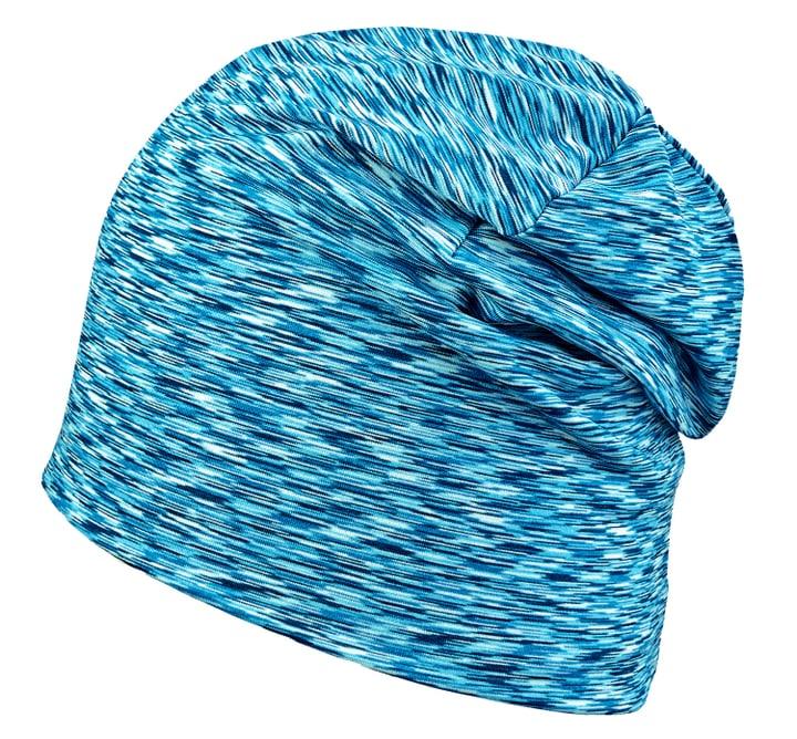 Kinder-Mütze Areco 464553900040 Farbe blau Grösse onesize Bild-Nr. 1