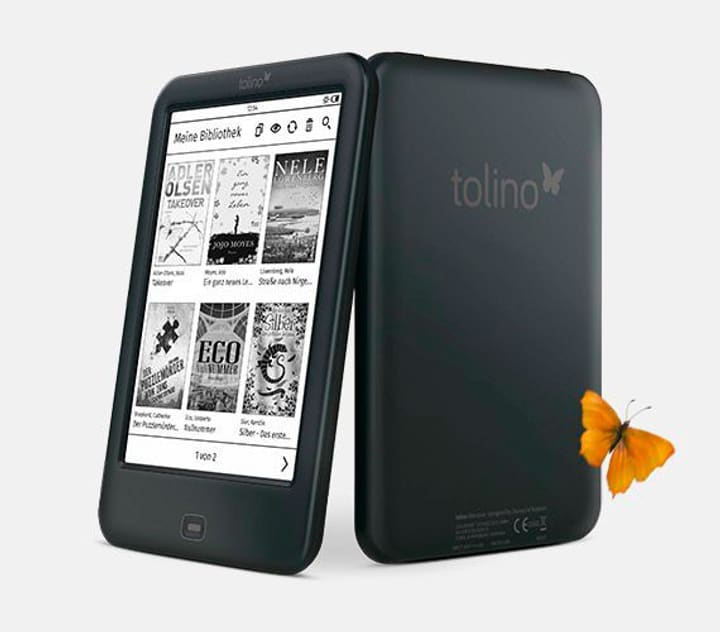 Shine 2 HD eBook-Reader Tolino 785300123277 Bild Nr. 1