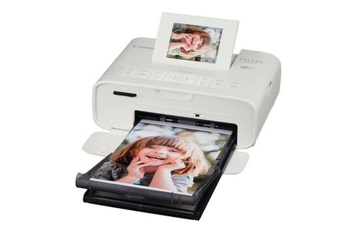 Selphy CP1200 imprimante photo blanc Canon 785300127118 Photo no. 1