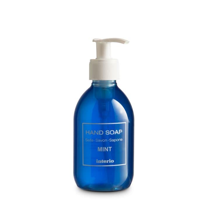 HAND SOAP II Savon liquide 374069700000 Couleur Bleu Dimensions L: 6.0 cm x P: 6.0 cm x H: 15.0 cm Photo no. 1