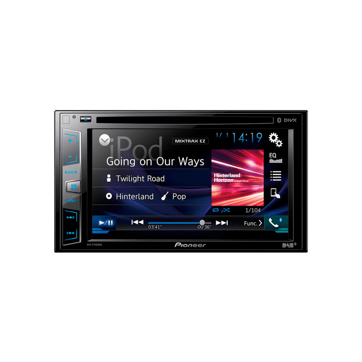 AVH-X490DAB-AN Autoradio DAB+ Pioneer 785300129758 Bild Nr. 1