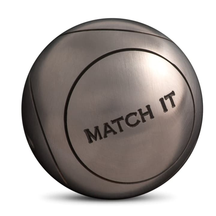 Boules x 3 OBUT Match IT 2 Kugeln Schildkröt 472013800000 Bild-Nr. 1