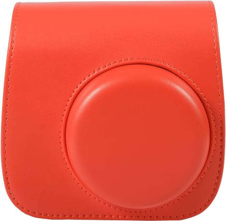 Instax Mini 8 Leather Case Red FUJIFILM 785300127391 Bild Nr. 1