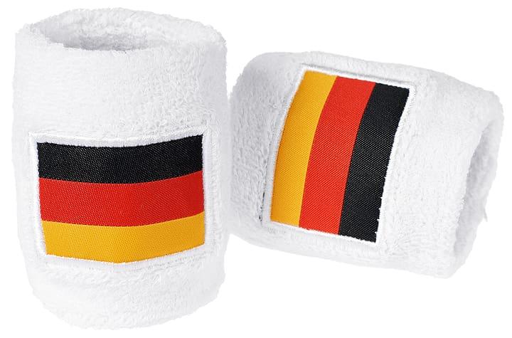 Allemagne Serre-poignets aux couleurs du Allemagne. Extend 461936199910 Couleur blanc Taille One Size Photo no. 1