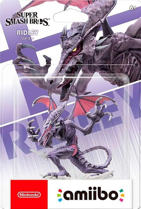 amiibo Super Smash Bros. Character - Ridley Box 785300139157 Photo no. 1