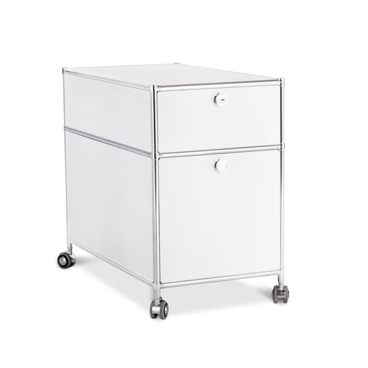QUADRO Cassettiera 364002653044 Colore Bianco Dimensioni L: 42.0 cm x P: 77.0 cm x A: 67.5 cm N. figura 1