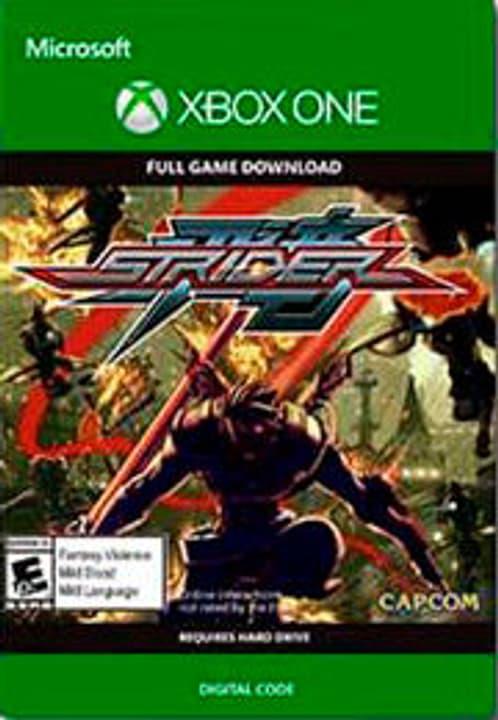 Xbox One - Strider 785300135773 Bild Nr. 1