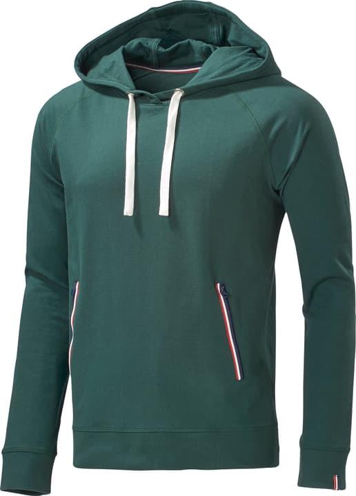 Sweatshirt hood Herren-Kapuzenpullover Extend 462387300363 Farbe Dunkelgrün Grösse S Bild-Nr. 1