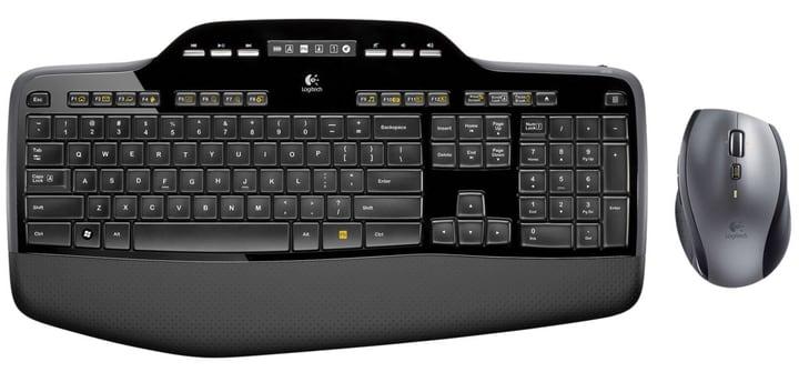 Cordless Desktop MK710 CH-Layout Mouse + Keyboard Logitech 797635100000 N. figura 1