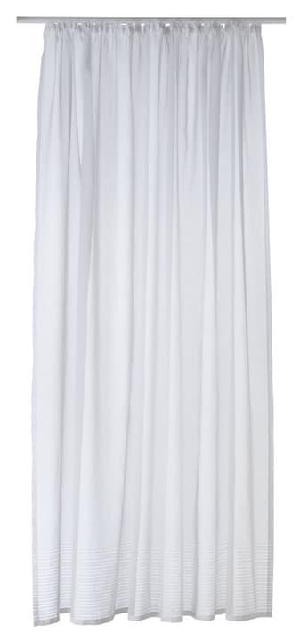 TONIA Rideau prêt à poser jour 430263121610 Couleur Blanc Dimensions L: 210.0 cm x H: 220.0 cm Photo no. 1