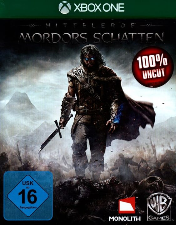 Xbox One - Mittelerde - Mordors Schatten 785300122500 Photo no. 1