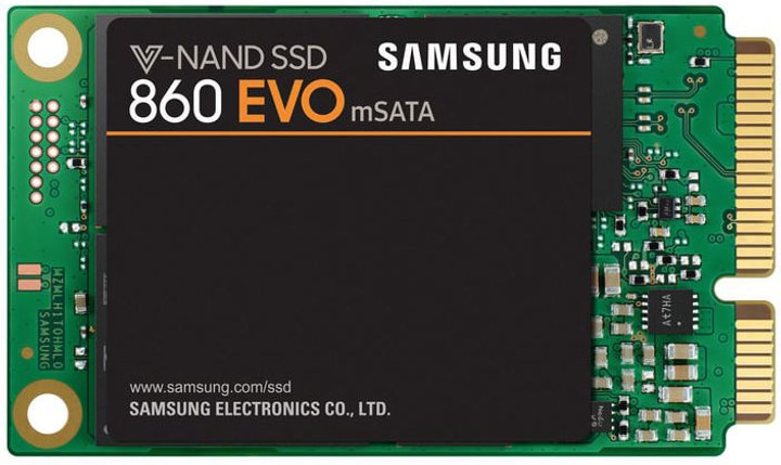 SSD 860 EVO 1 TB mSATA SSD Intern Samsung 785300132509 Bild Nr. 1