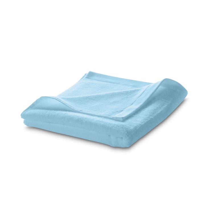 ROYAL Duschtuch 374058500000 Farbe Hellblau Grösse B: 140.0 cm x T: 70.0 cm Bild Nr. 1