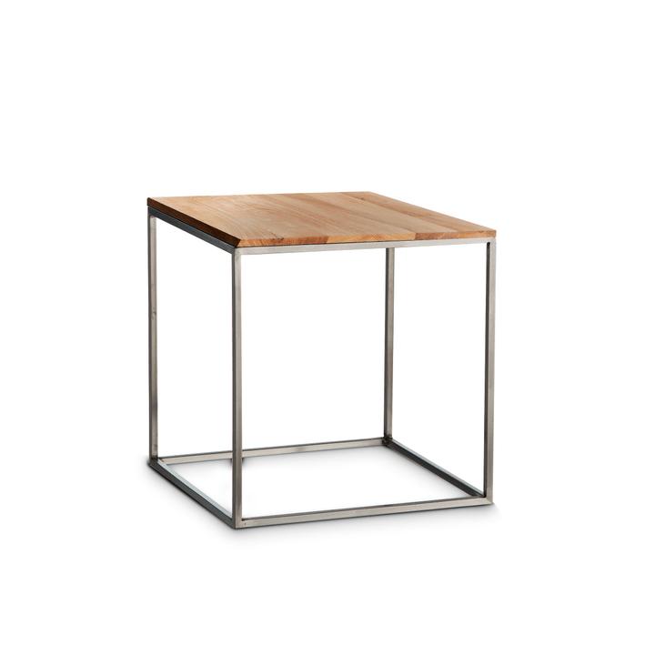 COFFEE table d'appoint 362232500000 Colore Quercia Dimensioni L: 35.0 cm x P: 35.0 cm x A: 36.0 cm N. figura 1