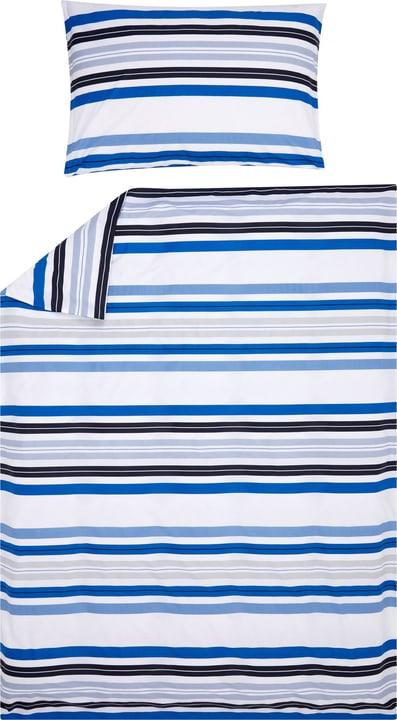 REMO Garnitura da letto 451302114442 Colore Blu medio Dimensioni L: 160.0 cm x A: 210.0 cm N. figura 1
