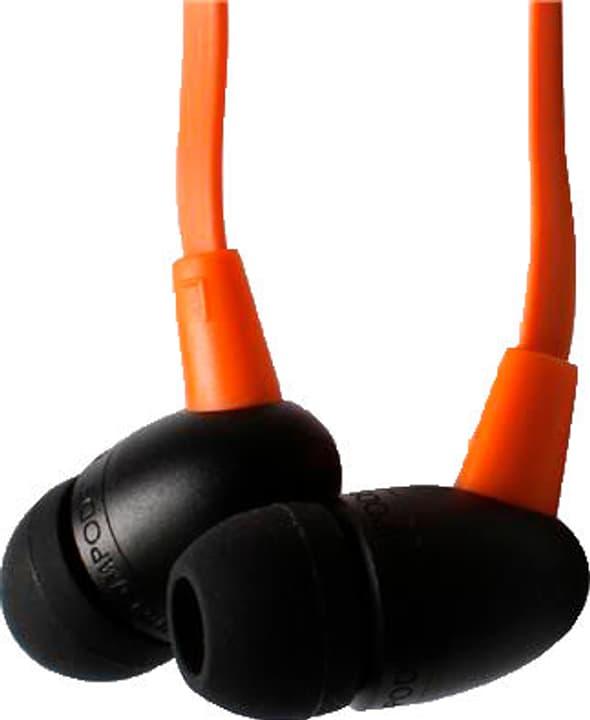 Tuffbuds orange Casque In-Ear Boompods 785300147698 Photo no. 1