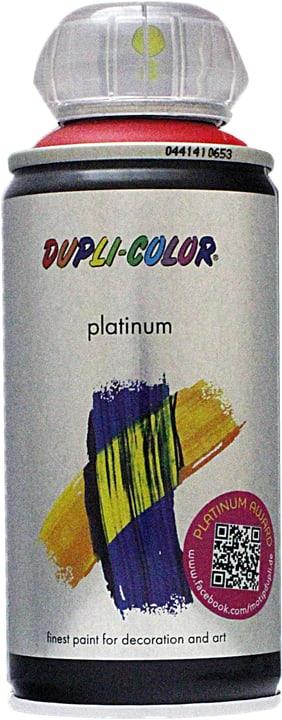 Vernice spray Platinum opaco Dupli-Color 660827000000 Colore Rosso stradale Contenuto 150.0 ml N. figura 1