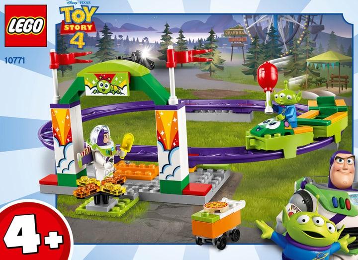 LEGO JUNIORS 10771 Le manège palpitant 748720000000 Photo no. 1