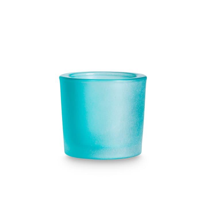 BUNT Porte-bougies chauffe-plat 396082700000 Dimensions L: 6.5 cm x P: 6.5 cm x H: 5.8 cm Couleur Turquoise Photo no. 1
