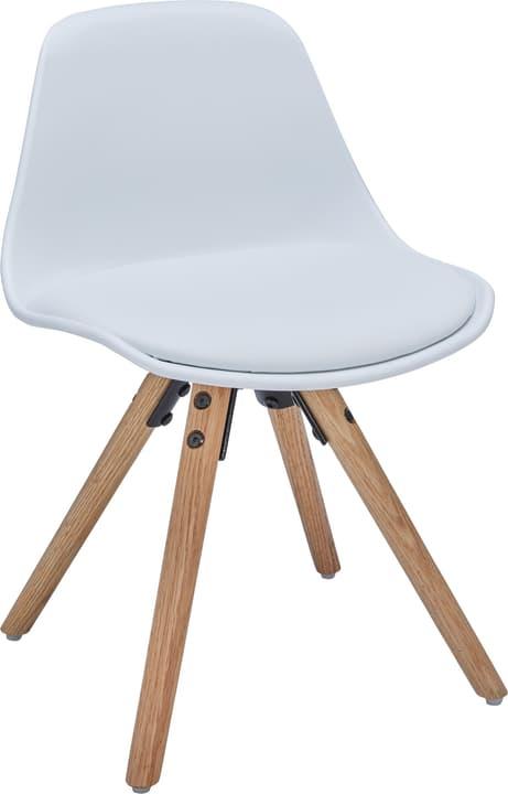 MINI TOTTI Sedia per bambini 404739600010 Colore Bianco Dimensioni L: 38.5 cm x P: 39.5 cm x A: 56.0 cm N. figura 1
