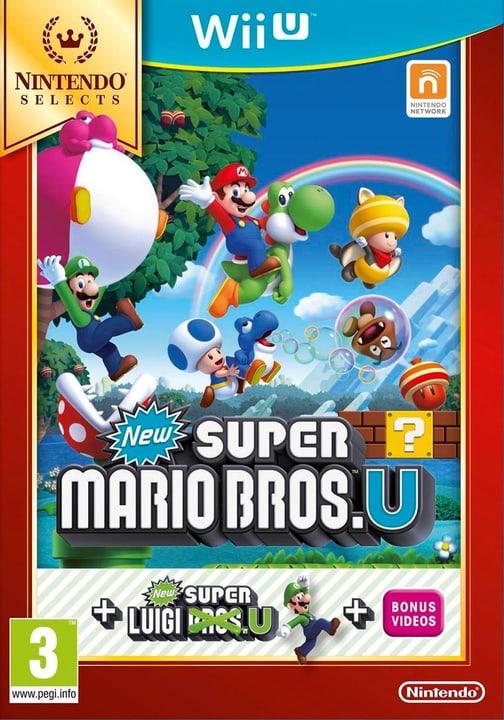 Wii U - New Super Mario Bros. U + New Super Luigi U Physisch (Box) 785300120987 Bild Nr. 1