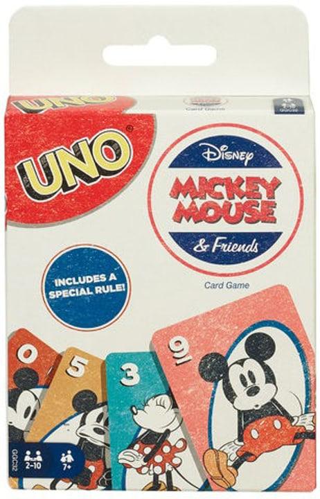 UNO Mickey Mouse 748991300000 Photo no. 1