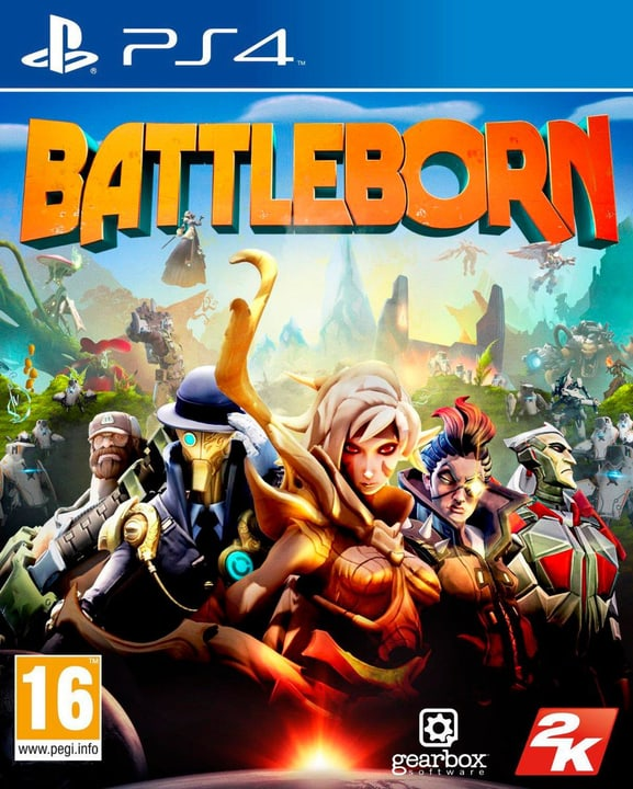 Battleborn [PS4] (D) 785300120144 N. figura 1