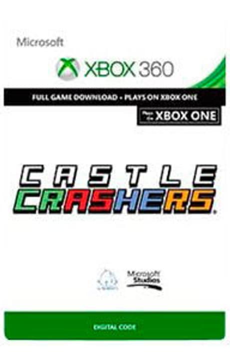 Xbox One - Castle Crashers Digitale (ESD) 785300135414 N. figura 1