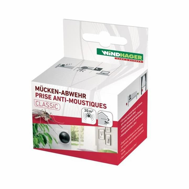 Prise anti-moustique Ultra Windhager 631291500000 Photo no. 1