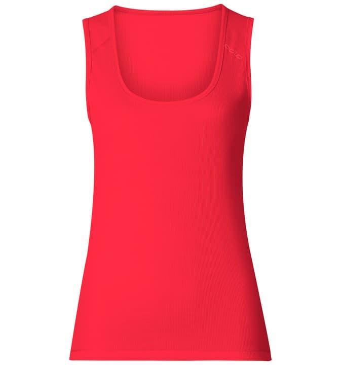 Cubic Débardeur pour femme Odlo 477042000230 Couleur rouge Taille XS Photo no. 1