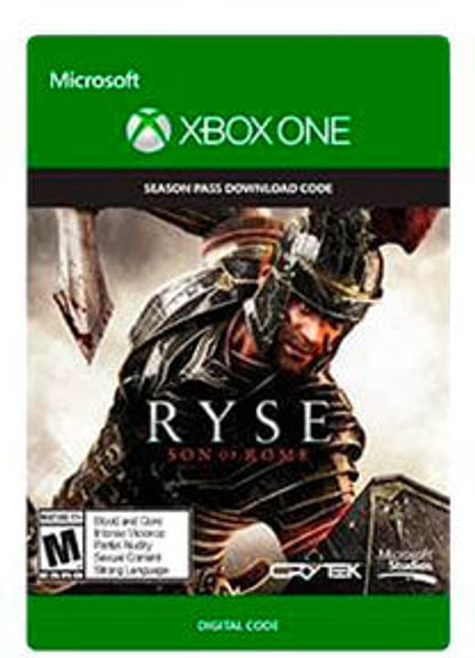 Xox One - Ryse: Son of Rome Season Pass Numérique (ESD) 785300135411 Photo no. 1