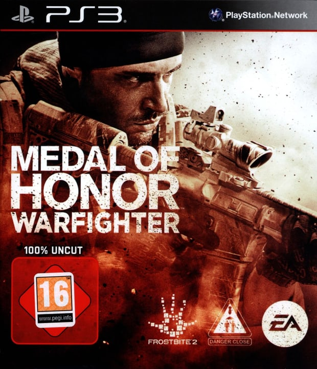 PS3 - Medal of Honor: Warfighter 785300121572 N. figura 1