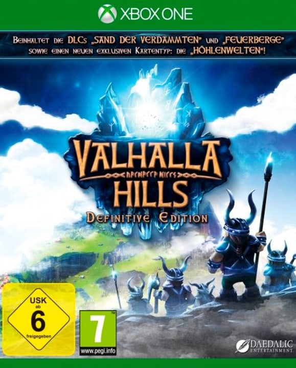 Xbox One - Valhalla Hills - Definitive Edition Fisico (Box) 785300121856 N. figura 1