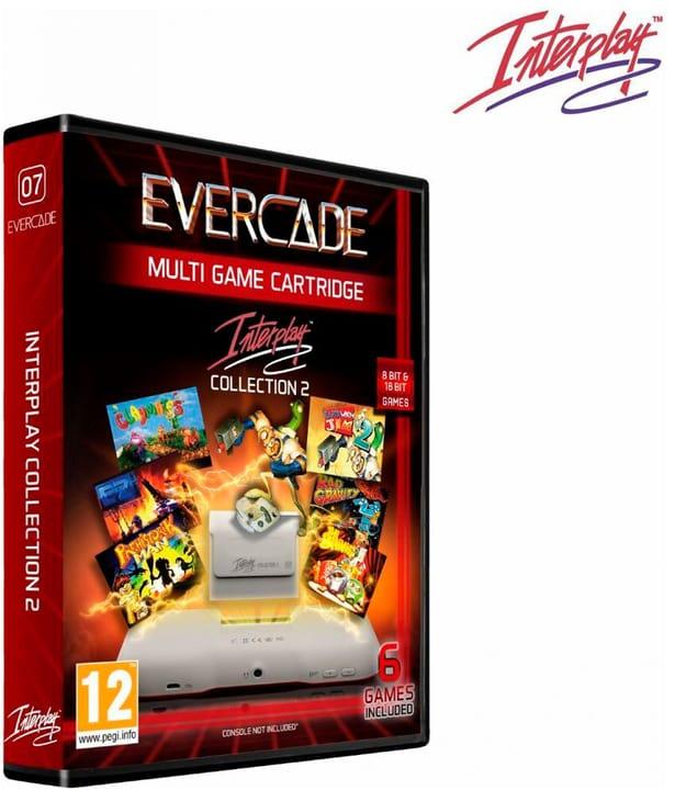 Evercade InterPlay Collection 2 Box 785300151623 Bild Nr. 1