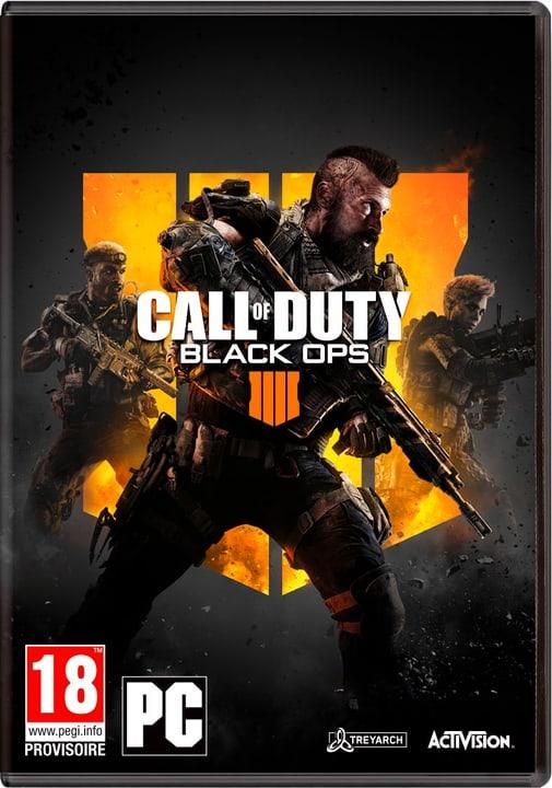 PC - Call of Duty: Black Ops 4 (F) Box 785300135582 Langue Français Plate-forme PC Photo no. 1