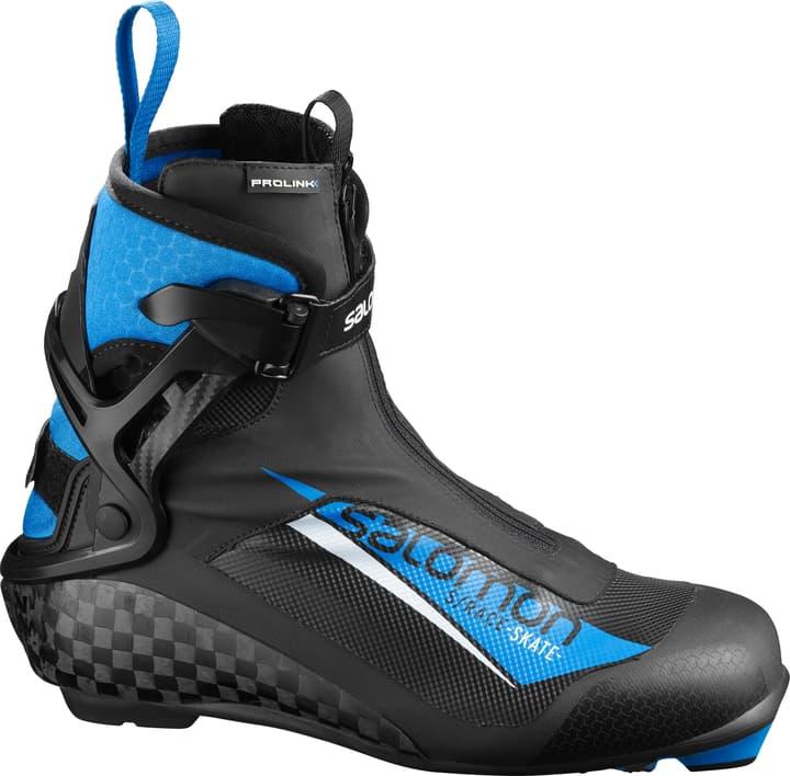 S/Race Skate Prolink Herren-Langlaufschuh Salomon 495209042520 Farbe schwarz Grösse 42.5 Bild-Nr. 1