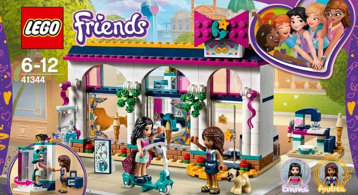 Lego Friends Il negozio di accessori di Andrea 41344 748879600000 N. figura 1