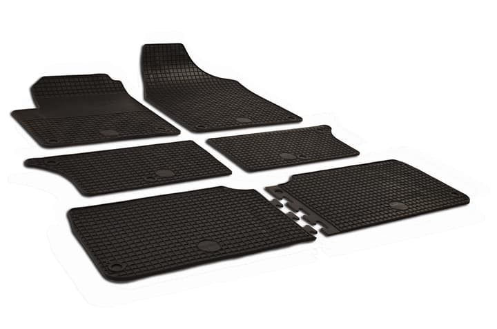 Set de tapis en caoutchouc SEAT Tapis de voiture WALSER 620565700000 Photo no. 1