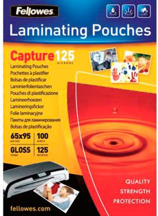 Pochette de films 125mic 65x95mm Pochette de films Fellowes 785300150830 Photo no. 1