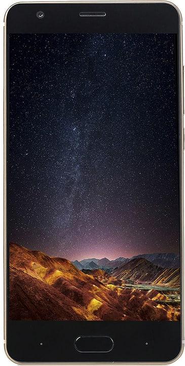 X20L Dual SIM 16GB gold Smartphone Doogee 78530013405418 Bild Nr. 1