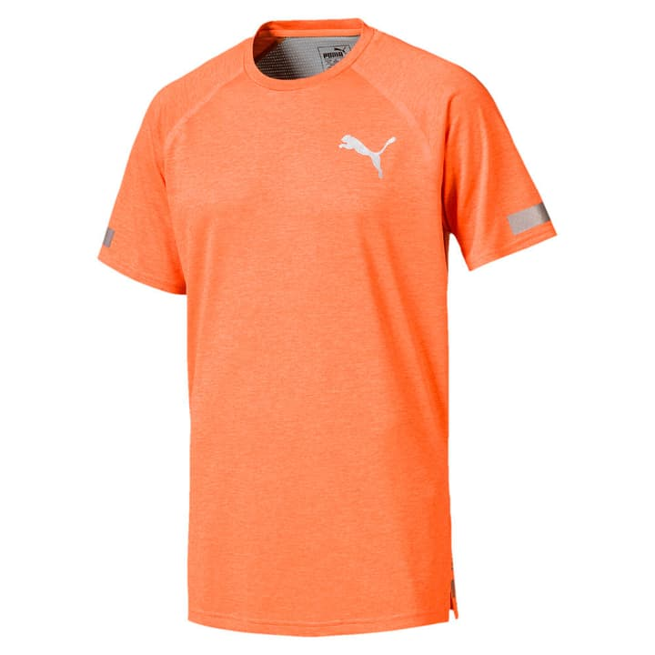 Bonded Tech SS Tee Shirt pour homme Puma 464920100334 Couleur orange Taille S Photo no. 1