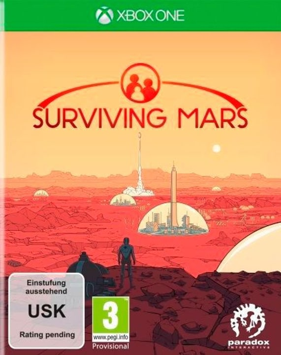 Xbox One - Surviving Mars (D) Box 785300132429 N. figura 1